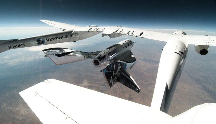 Virgin Galactic aborts spaceflight attempt in New Mexico