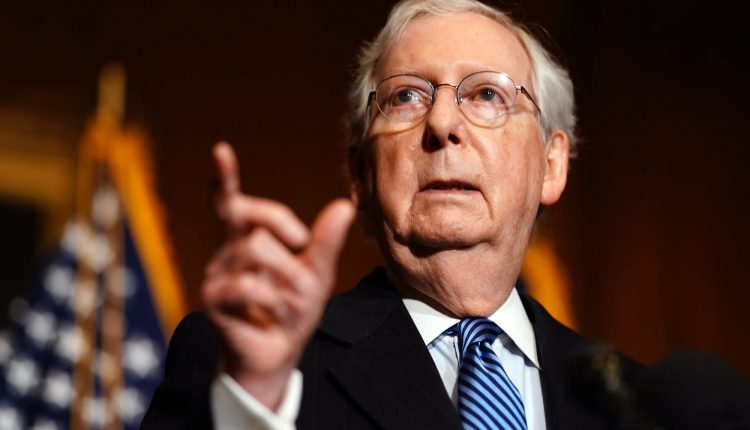 Senate passes one-week government funding extension, sends it to Trump