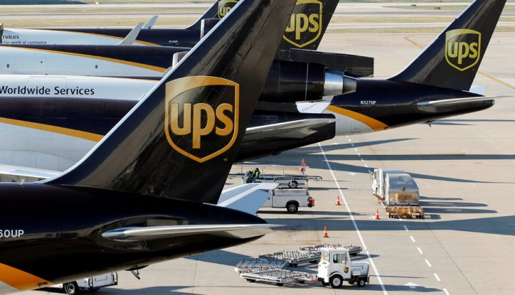 UPS and FedEx say plans to ship the vaccine are