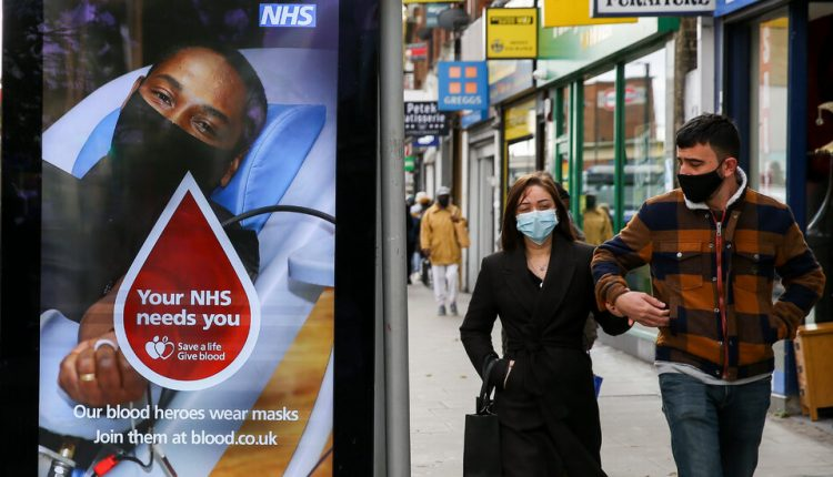 U.K. to Ease Rules on Blood Donations by Gay and