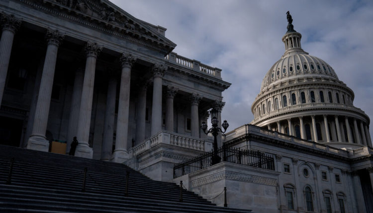 Congressional Leaders Work to finalize a $900 Billion Stimulus Deal