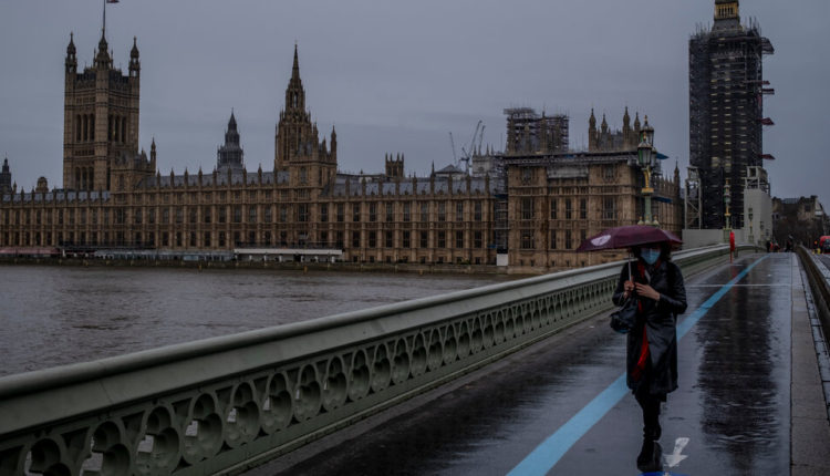 U.K. Imposes Harsher Lockdown on London, Citing New Version of