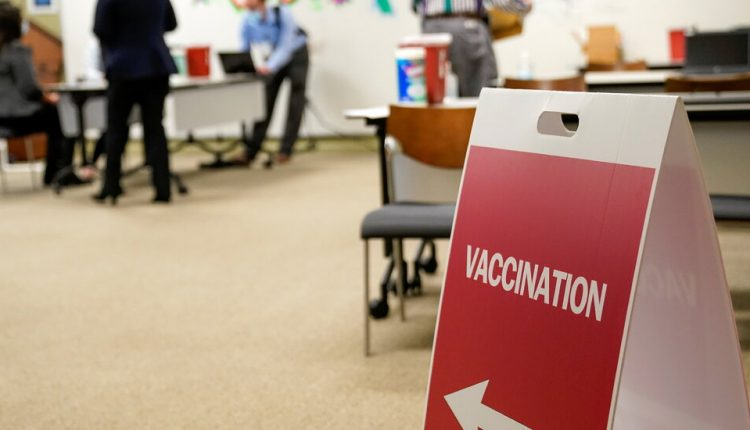 C.D.C. Panel Recommends Pfizer Vaccine for Patients as Young as