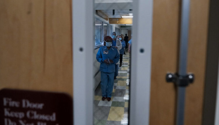 At Elite Medical Centers, Even Workers Who Don't Qualify Are