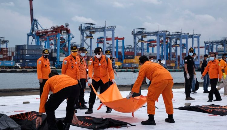 Indonesia Boeing Plane Crashes Into Sea: The Latest Updates