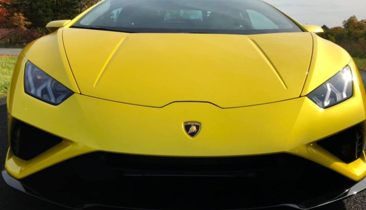 Lamborghini announces plan for a fully-electric car by 2030