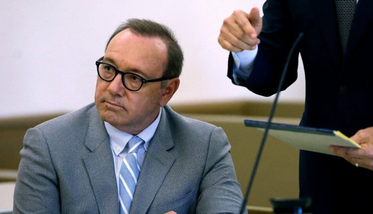 A Kevin Spacey Accuser Tried to Sue Anonymously. A Judge