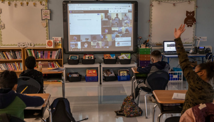 N.J. Removes Remote School Option Next Year